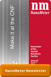 NanoMeter Newsletter