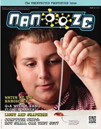 Nanooze Water at the NanoScale Cover