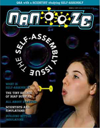 Nanooze Self-Assembly Cover