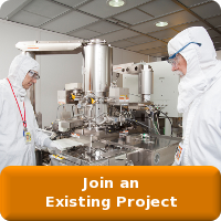 Join an existing project